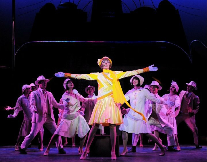 Thoroughly Modern Millie  - 2010  Pittsburgh Playhouse
