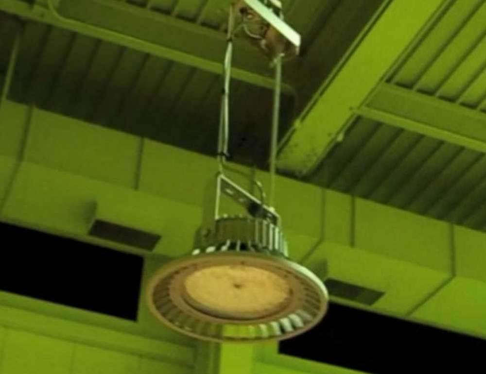 2014 (4月) JAXA筑波宇宙センターにLED照明「XI」と「XW」を導入