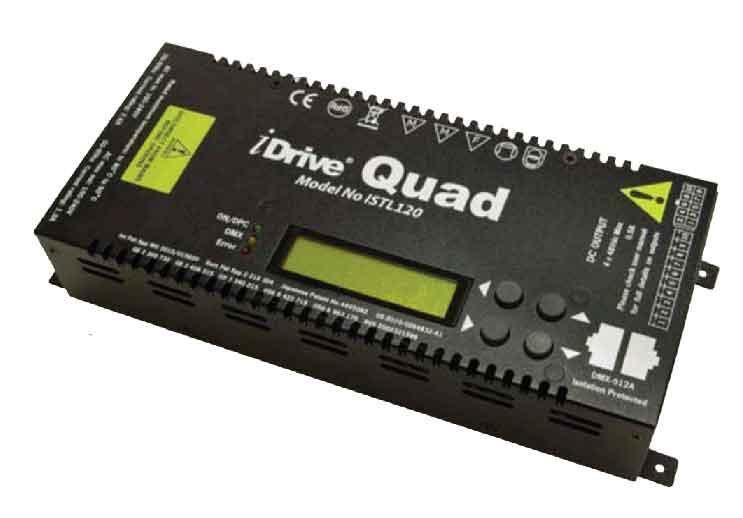 I drive Quad 120