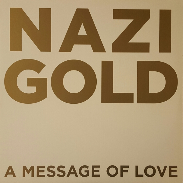 """ A Message of Love"" 12' L.p released on Super Secret Records in 2012.  click image to purchase"