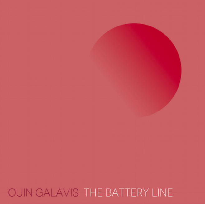 """The Battery Line"" released July 2017 on Super Secret Records"