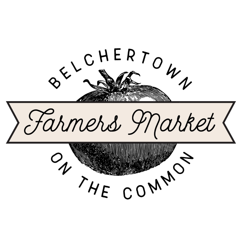 logo design belchertown farmers market the homegrown studio