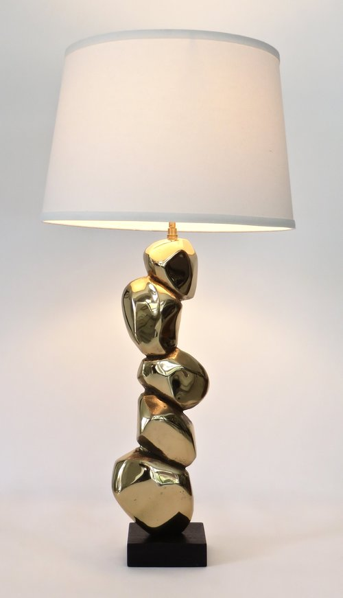 French sculptural bronze table lamps by michel jaubert pavilion a pair of french cast bronze sculptural table lamps by michel jaubert keyboard keysfo Image collections