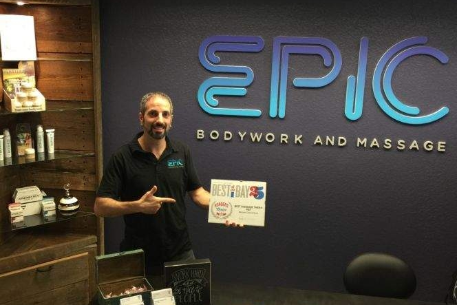 Epic Bodywork and Massage offers an array of services to help heal the body.
