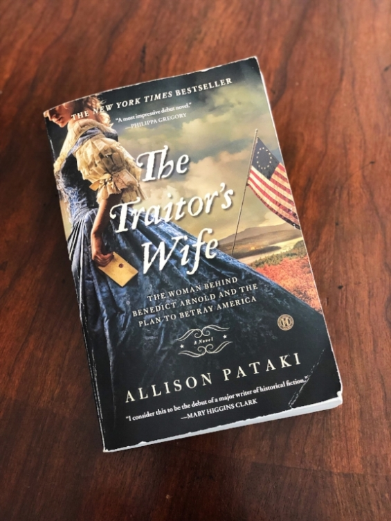 "Monthly Book Club: ""The Traitor's Wife"" by Allison Pataki"