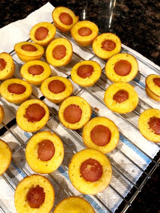 Corndog Mini Muffin