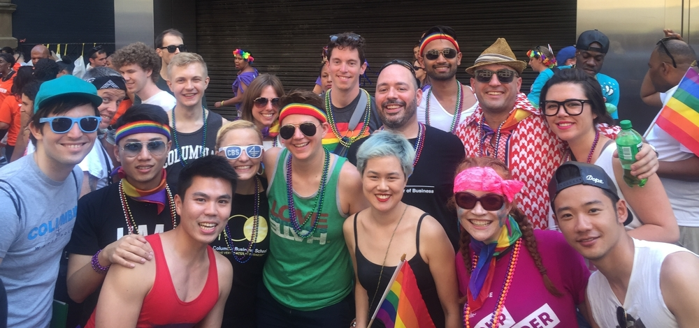 Qs & Allies Celebrate Pride in NYC!
