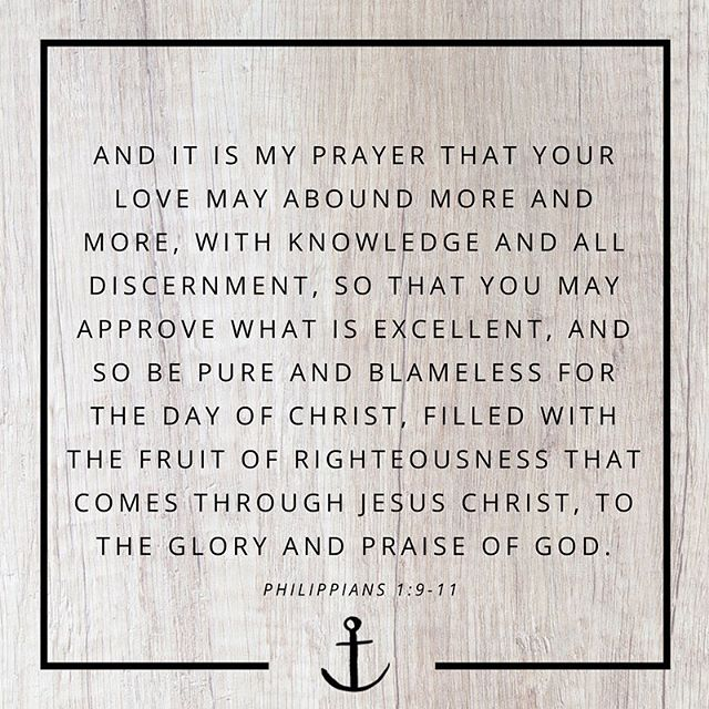 We're praying for you! What would happen if we all prayed this prayer for each other? 💥🔥⚡️