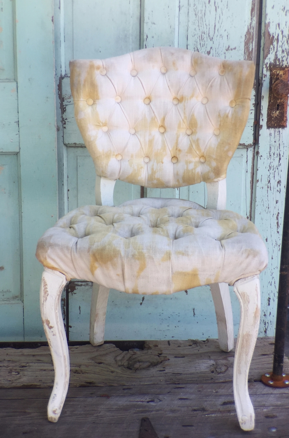 Jane Tufted Chair
