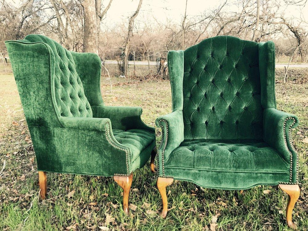 Frank & Elsie Chairs
