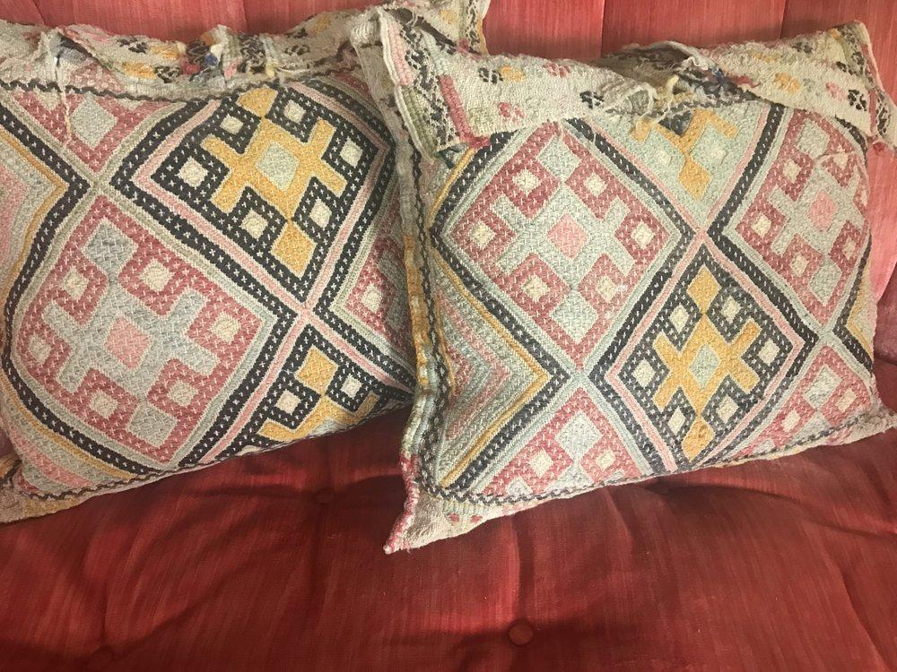 Vintage Killim Pillows