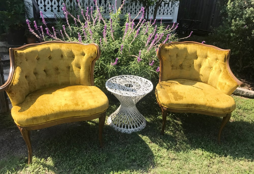Fitz & Florence Chairs