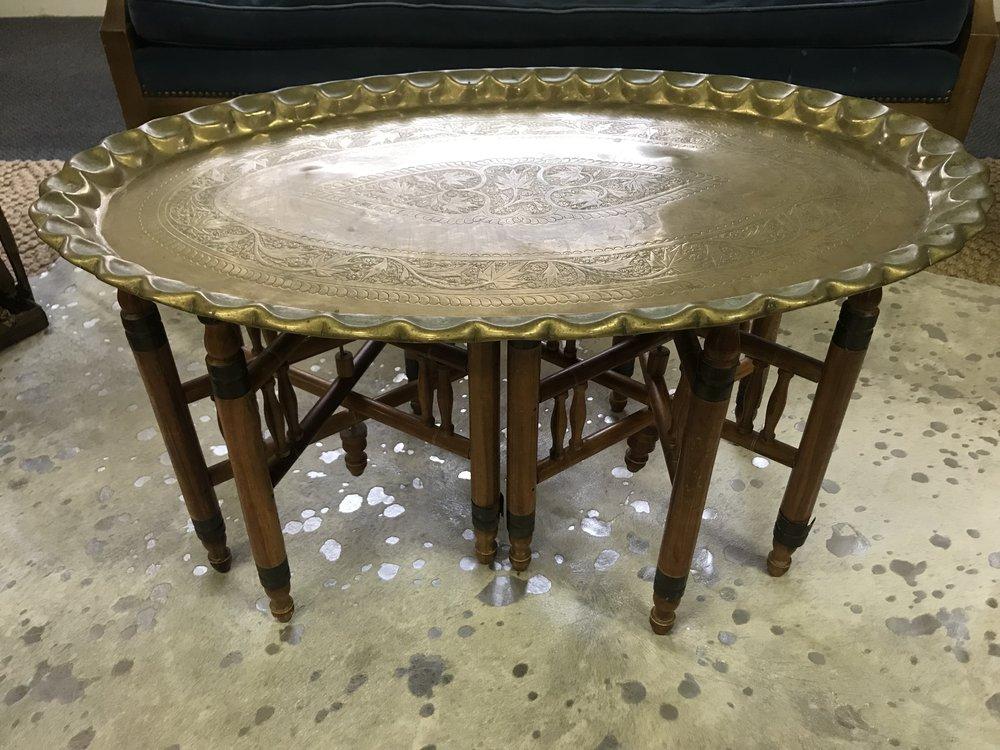 Billye Brass Table