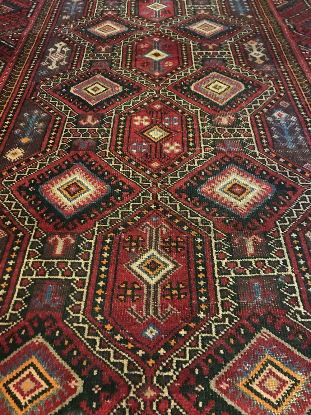 rug #2 - 4' x 10'