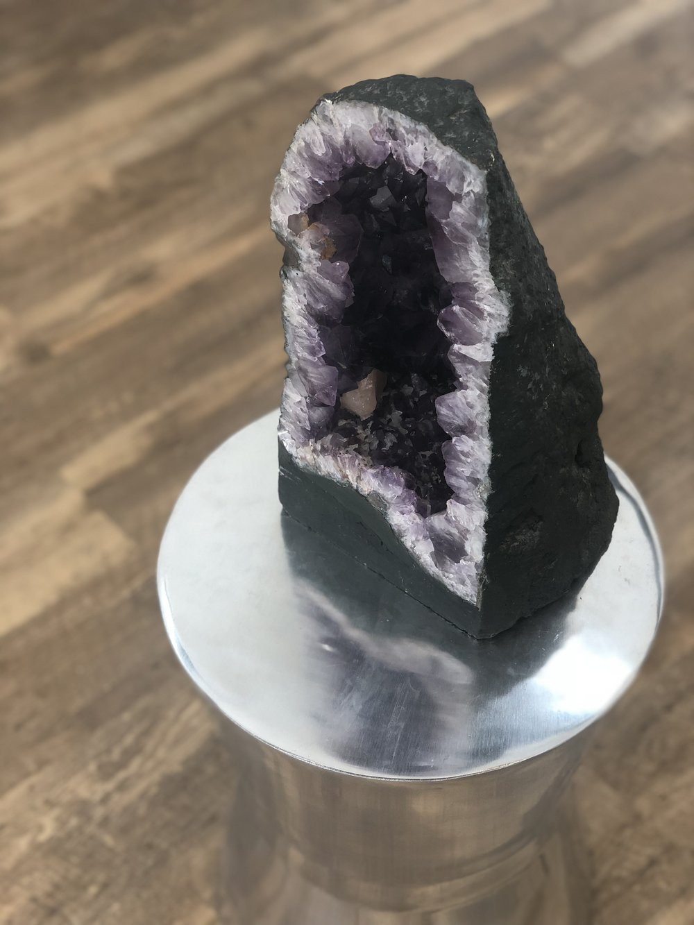 AmEthyst cathedral - Tabletop decor