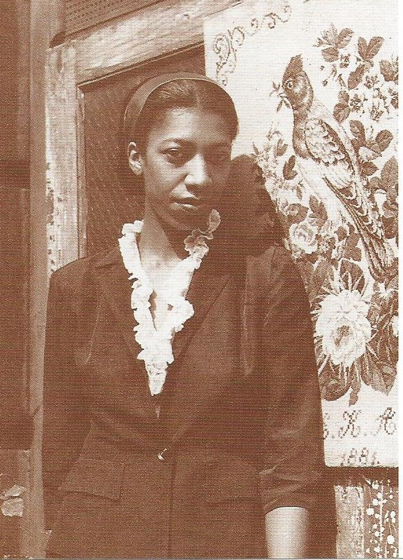 Young Edna Lewis | Black Women in Southern Cooking | Honeypot Magazine