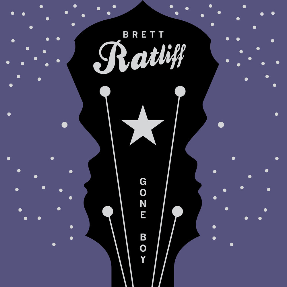 Gone Boy - 12 new tracks from Brett Ratliff on Emperor Records1. Kentucky Moonshiner                       7. Old Bub2. Blues in a Bottle                                8. Shut Up in the Mines of Coal Creek3. Gone Boy                                           9. Pass Around the Bottle4. Down in East Kentucky                  10. That Tumble Down Shack in Athlone5. Elmer McCurdy's Misfortune         11. Palms of Victory6. Someday You Will Pay                     12. Fire in the Hole