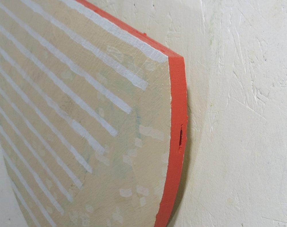 orange creme slice (detail)