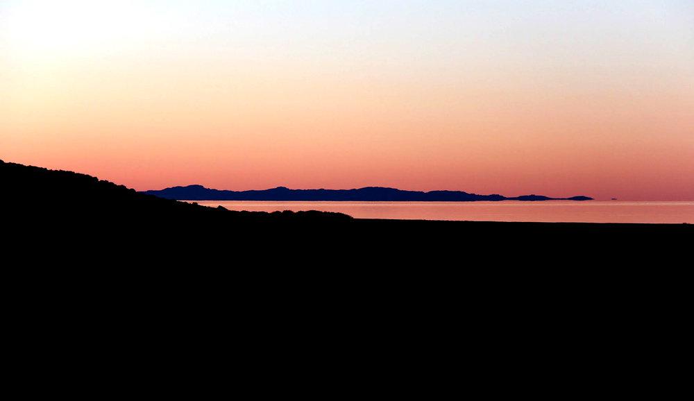 Antelope Island National Park;The Great Salt Lake, Utah