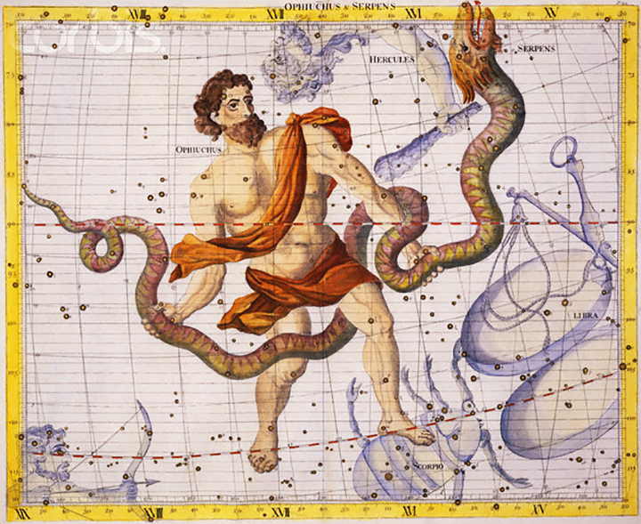 Ophiuchus Constellation
