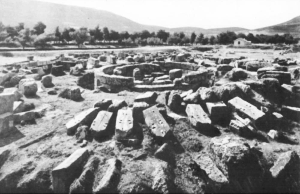 Tholos at Epidauros