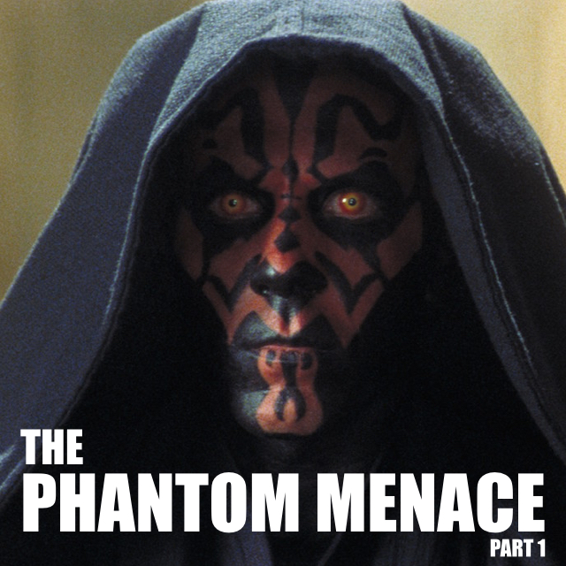 The Phantom Menace - Are Midi-chlorians Bantha Poo-Doo? [The Story Geeks Podcast]