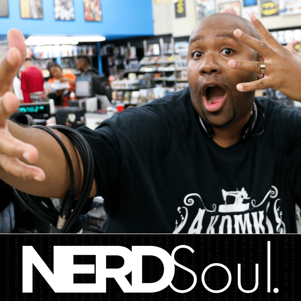 Michael Young, founder of NERDSoul and Jedi Alliance co-host