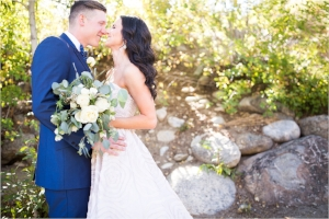 Buena Vista Summer Tent Wedding