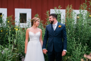 Botanic Gardens Barn Wedding