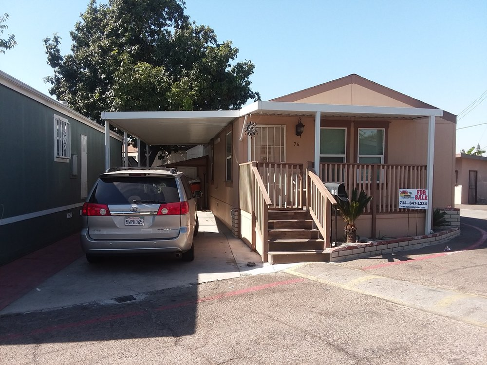 Used Mobile Homes For Sale In Orange County California Housing Sales