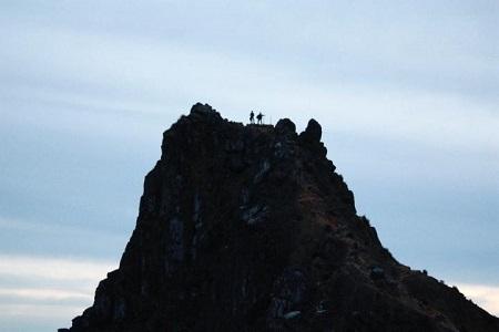 Vulkan Sibayak