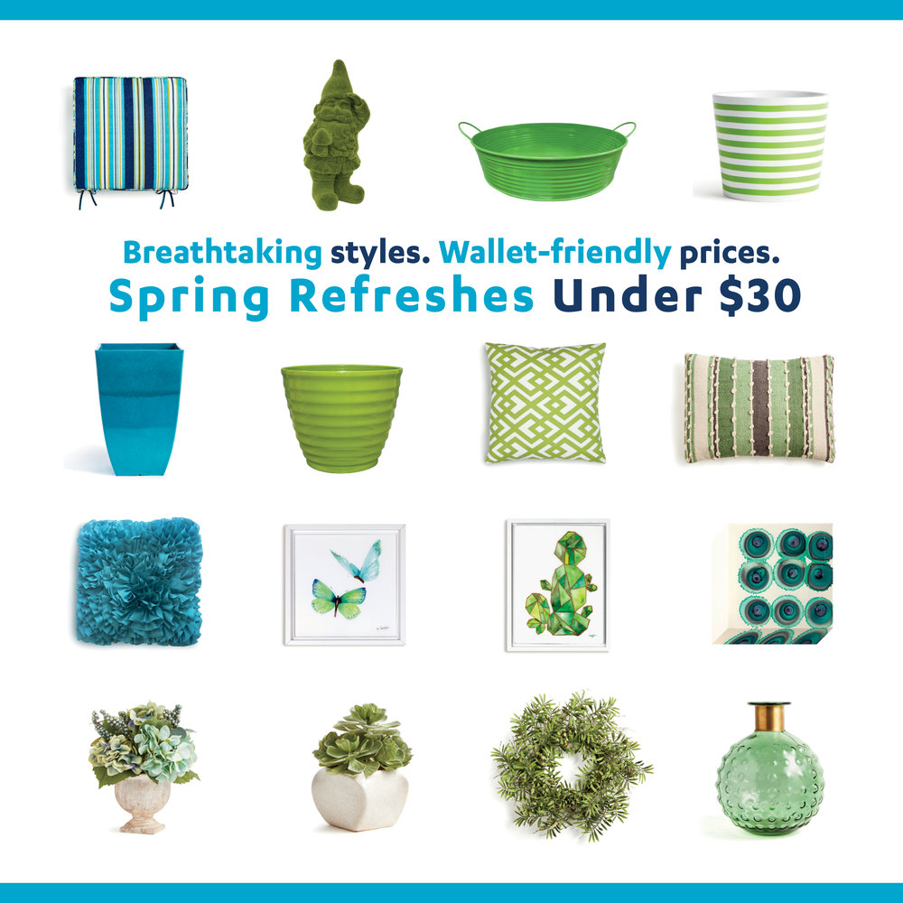 1080 x 1080 Spring Refreshes Under $30 NEW2.jpg