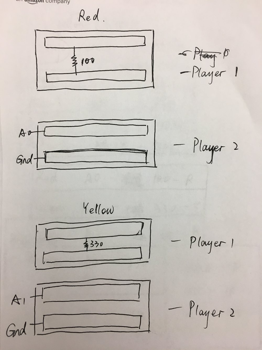 Belly Design 1 - draft