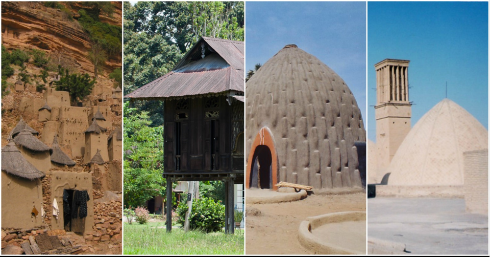Other Vernacular Architectures that are vanishing in the world