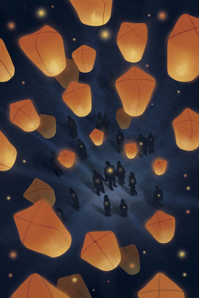Popshot Lanterns