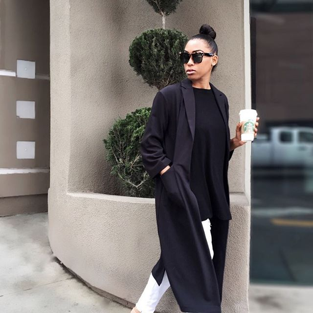 Bun life = Fun life 💁🏾 More from this look on le stories #bunlife #saintsocial