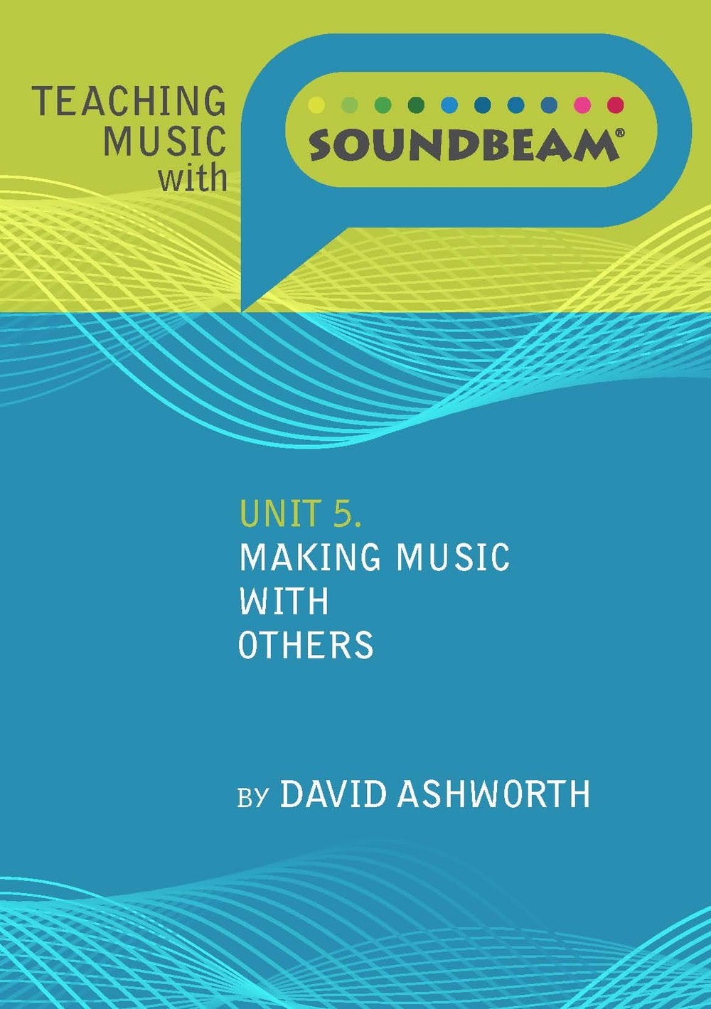 teaching soundbeam with music