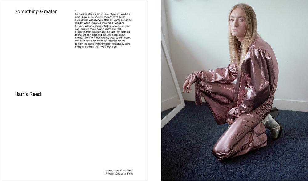 SOMETHING GREATER - MUSE - ISSUE 47 - AW17