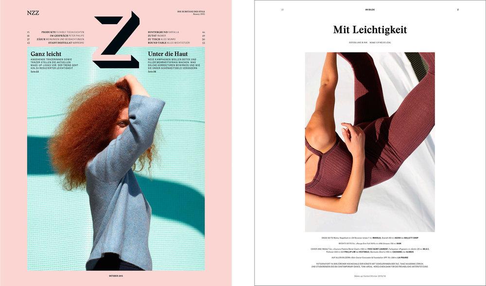Z - MIT LEICHTIGKEIT - OCTOBER 2015