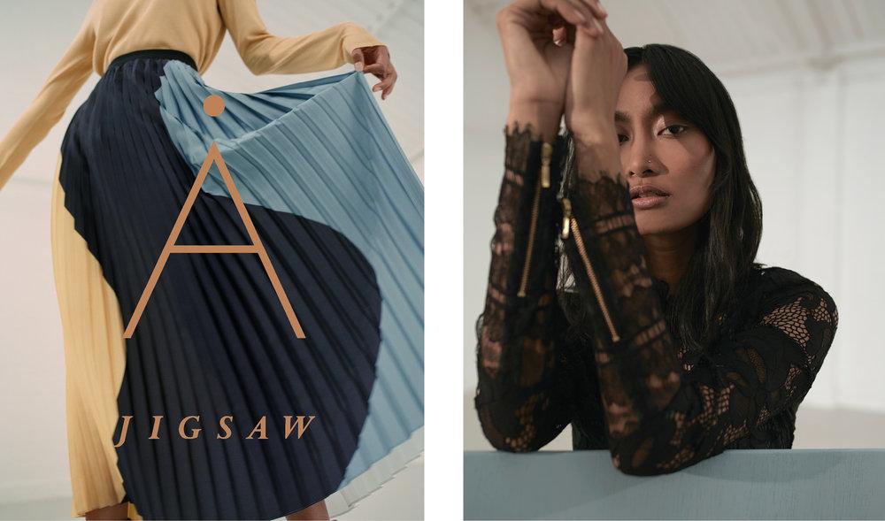 'A' BY JIGSAW