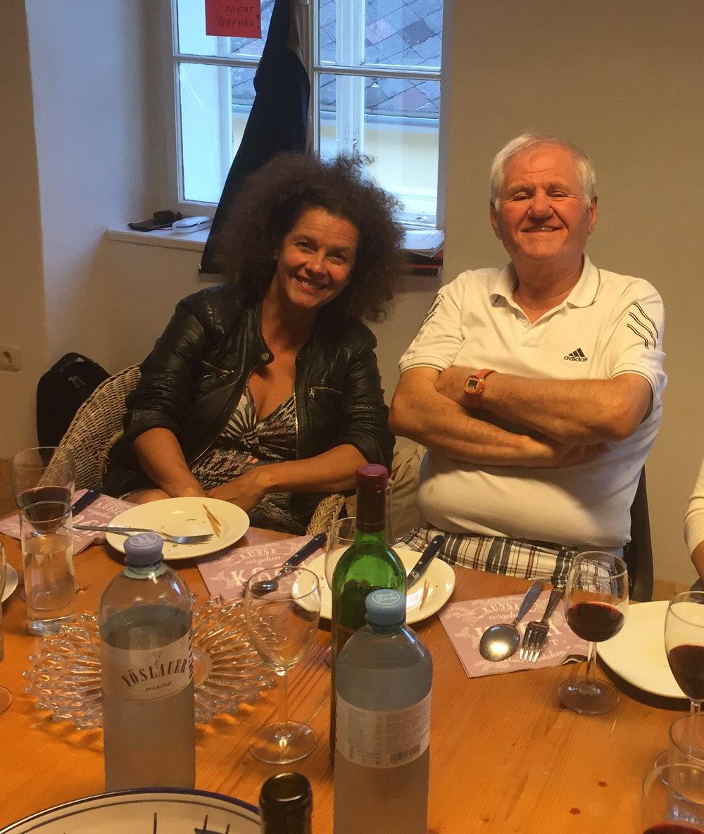 Angelika Kirchschlager & Gerhard Kahry