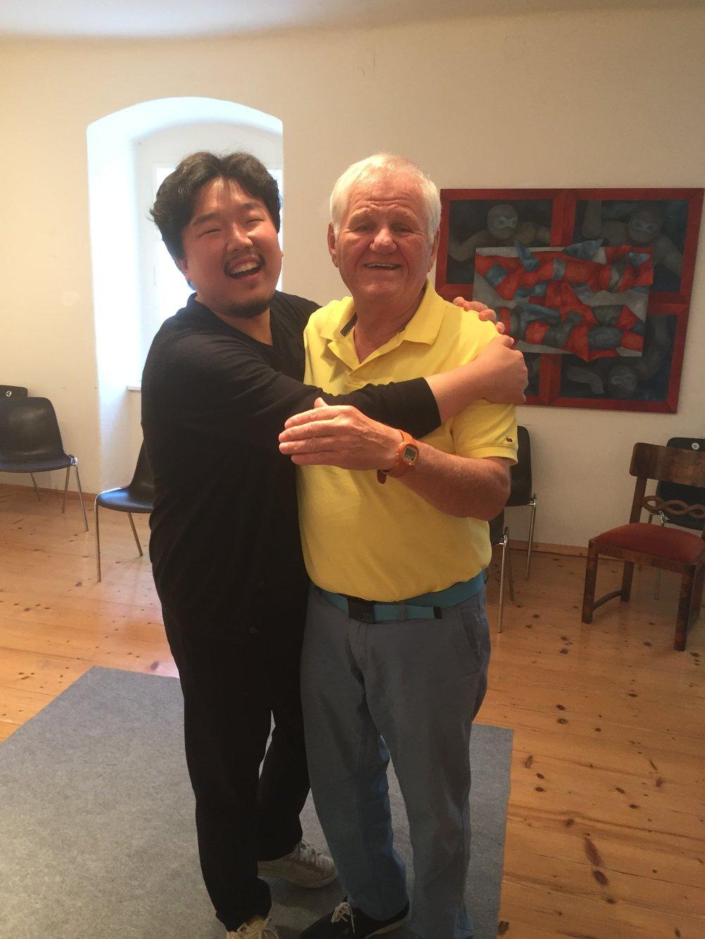 Minsoo Ahn & Gerhard Kahry