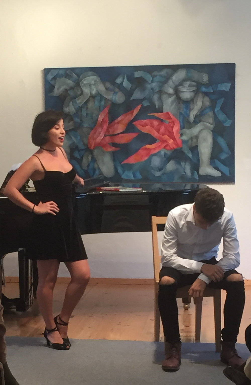 Kieda Budini & Josua Edelsbacher