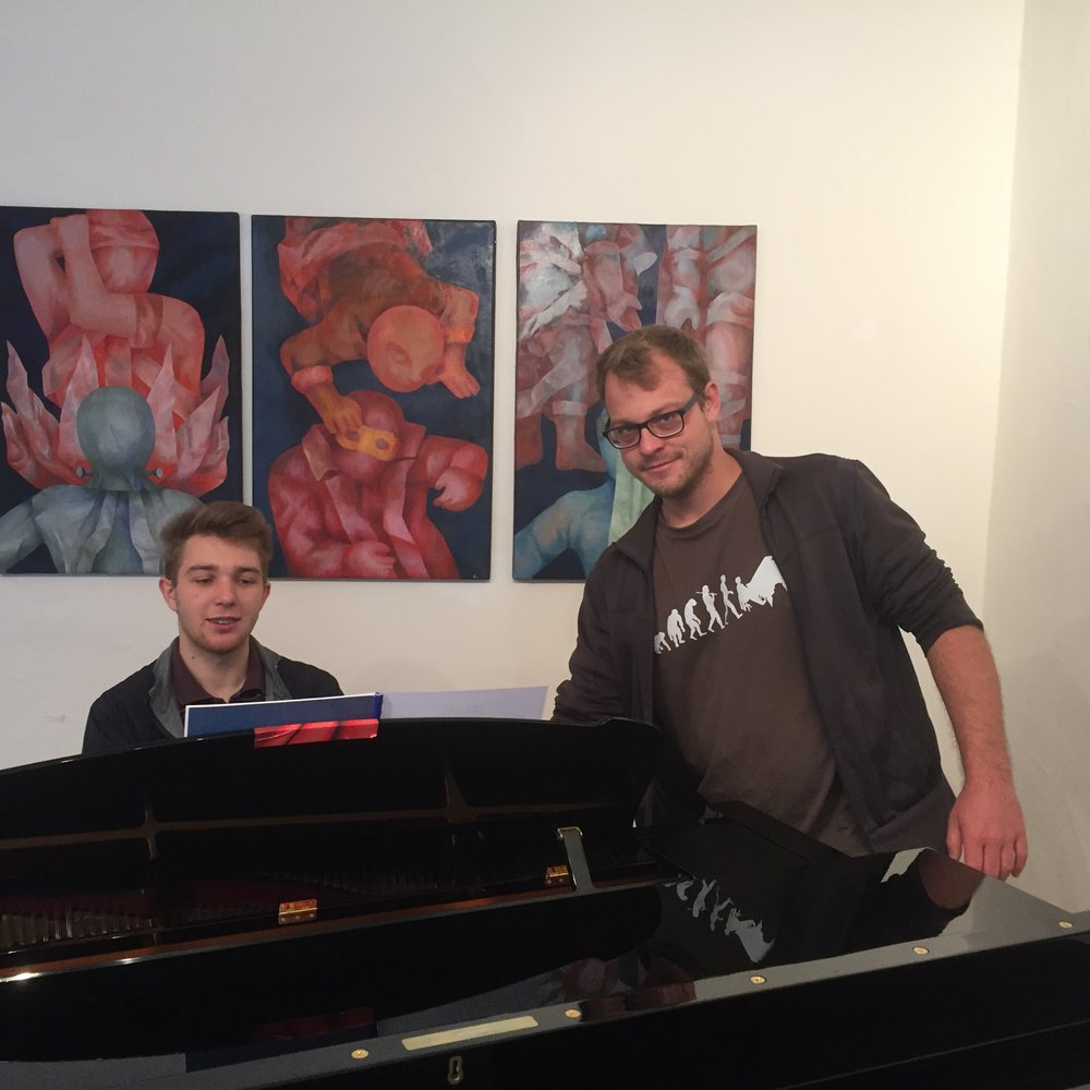 Josip Frigan & Sebastian Ebnet