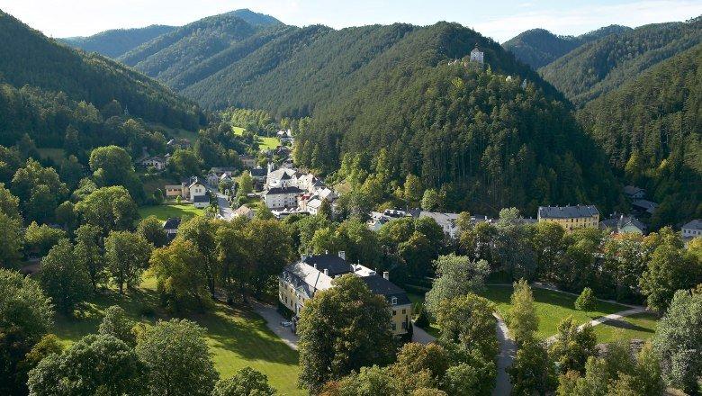 Gutenstein ©️ Wiener Alpen, Zwickl