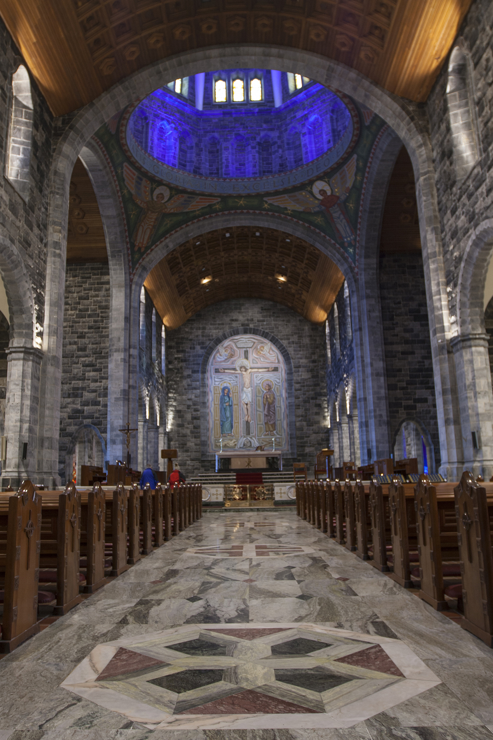 Interior of Galway Cathedral