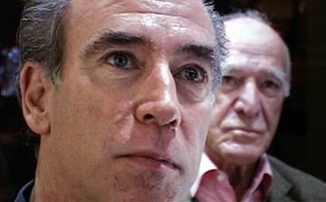 Robert Mondavi e figlio