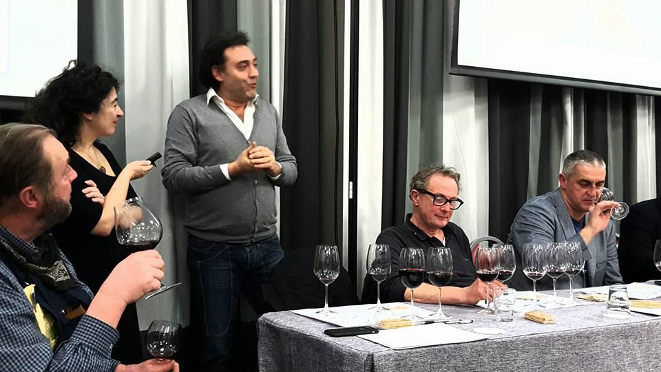 Pigi, Alessandro Rivetto, Walter Massa e Gianluca Morino.