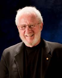 Prof. Alan Heeger  2000 Nobel Laureate in Chemistry and Professor of Physics, University of California Santa Barbara, USA