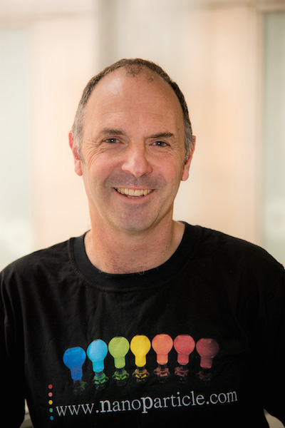 <p><b>Prof. Paul Mulvaney</b><br>University of Melbourne<br>Centre Director</p>